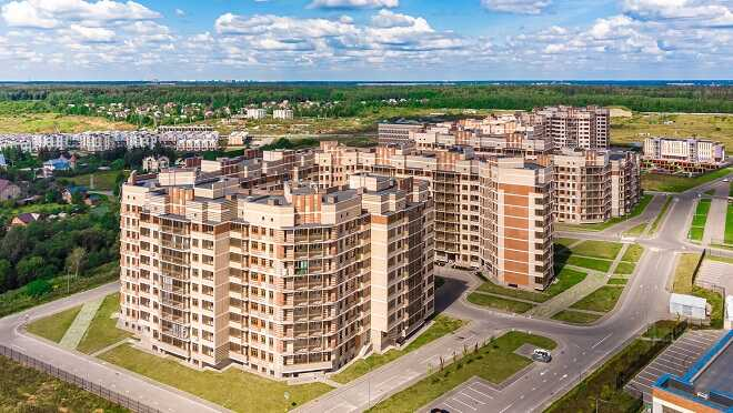 ЖК «Ново-Никольское». 21 км до МКАД До 11 апреля скидка 3%